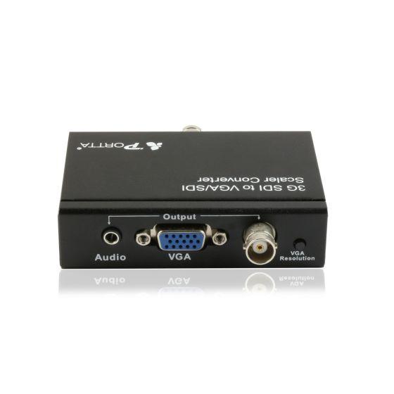 3G SDI - VGA