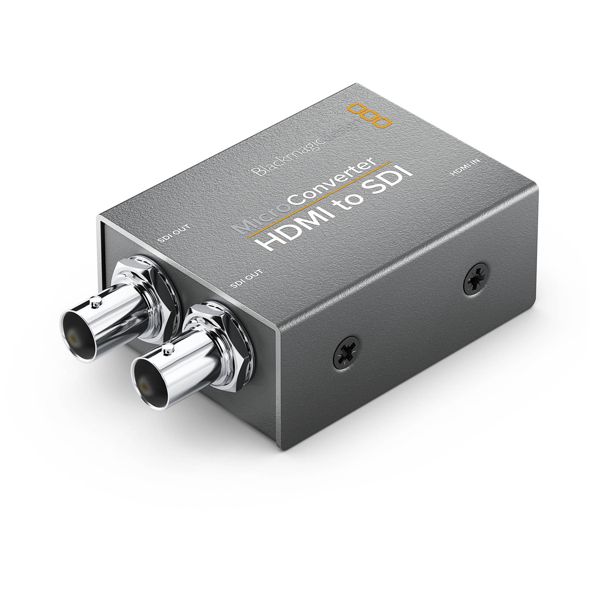 Blackmagic Micro Converter HDMI > SDI