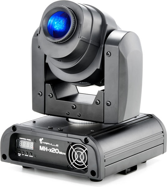 Stairville x20 Micro LED Moving Heads