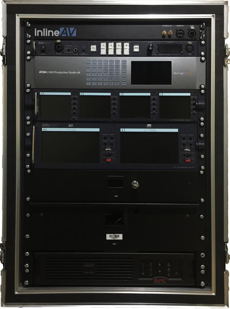20 Channel 2M/E 4K PPU